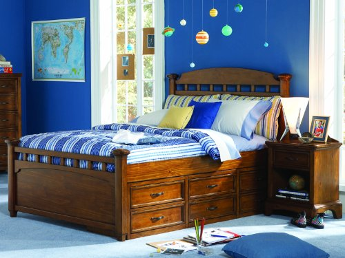 Opus Designs Tahoe Full Captains Bed
