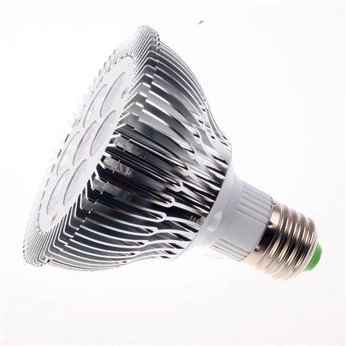 Allfivestars Dimmable 7W Led Spotlight Ceiling Lights Lamp E27 Par30 Warm White Screw Led Bulb E27 For Home Indoor Lighting Decoration Retrofit