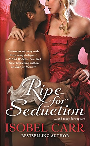 Image of Ripe for Seduction (The League of Second Sons)