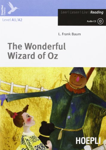 The wonderful wizard of Oz. Con espansione online. Con CD Audio