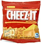 Cheez-It Crackers, Original, 1.5-Ounc...