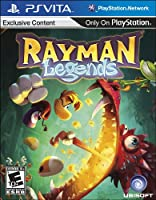Rayman Legends - PlayStation Vita from UBI Soft
