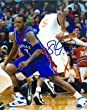 Russell Robinson Autographed / Signed Kansas Jayhawks 8x10 Photo