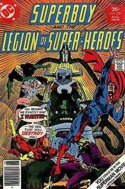 Superboy and the Legion of Super-Heroes, Vol. 1, No. 230 [+Peso($43.00 c/100gr)] (US.ME.8.99-3.99-B002XOU1EQ.148)