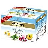 TWININGS (トワイニング) 紅茶 ハーブティー バラエティパック 50袋