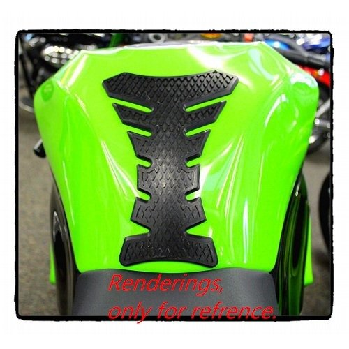Motorcycle Motorbike Accessory 3D Red Tank Pad Rubber Fuel Tank Sticker Gas Tank Protector Sticker For TRIUMPH Speed Four 2003-2004 ryanstar universal fuel cell racing reservoir tank aluminum breather tank for power steering pump