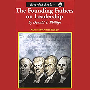 The Founding Fathers on Leadership Audiobook