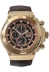 Marc Ecko Men's Watch Chronograph Quartz Stainless Steel E20074G1