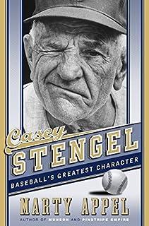 Book Cover: Casey Stengel: Baseball's Greatest Character