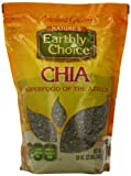 Natures Earthly Choice Super Food of the Aztecs Chia Ancient Grains, 2 Pound