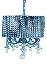 Locker Gem Lamp - Blue - 1 Piece