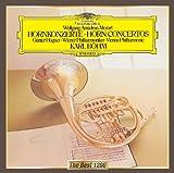 モーツァルト:ホルン協奏曲(全4曲)