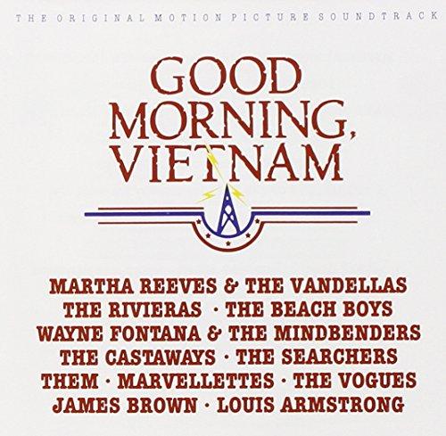"Good Morning Vietnam Z Rainbow : Release ""good morning vietnam by various artists"
