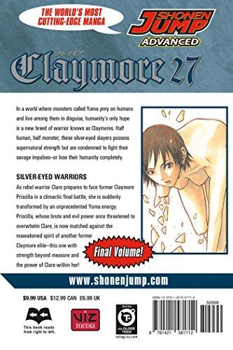Claymore Volume 27