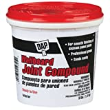 Dap 10100 Wallboard Joint Compound, 3-Pound (Color: White, Tamaño: 3 lb)