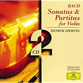 J.S. Bach: Sonata for Violin Solo No.1 in G minor, BWV 1001 - 1. Adagio