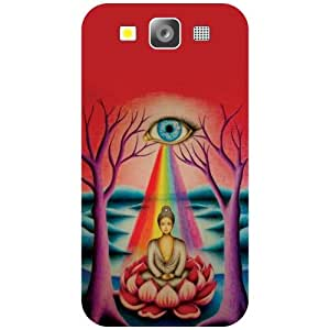 Samsung I9300 Galaxy S3 Phone Cover - Believe In God Phone Cover