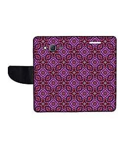 KolorEdge Printed Flip Cover For Samsung Galaxy J5 Multicolor - (1478-50KeMLogo12212SamJ5)