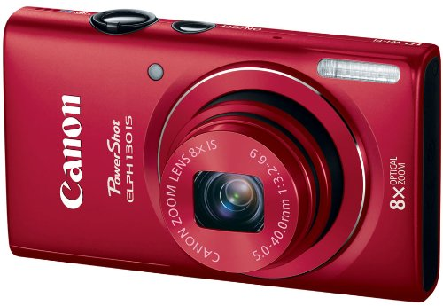 Canon PowerShot ELPH 130 IS 16.0 MP Digital Camera