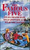Enid Blyton Famous Five Library: Five on a Treasure Island, Five Go Adventuring Again, Five Run Away Together v. 1