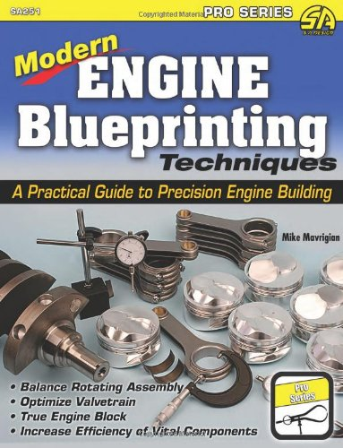 Download Modern Engine Blueprinting Techniques: A Practical Guide to Precision Engine Building (Pro)