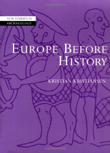 Europe before History (New Studies in Archaeology)
