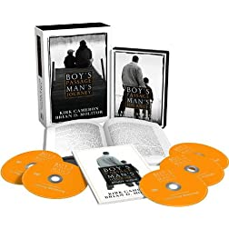 Boy's Passage Man's Journey Dvd Study