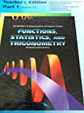 img - for Functions, Statistics, and Trigonometry Integrated Mathematics (Teacher's Edition Part 1) book / textbook / text book