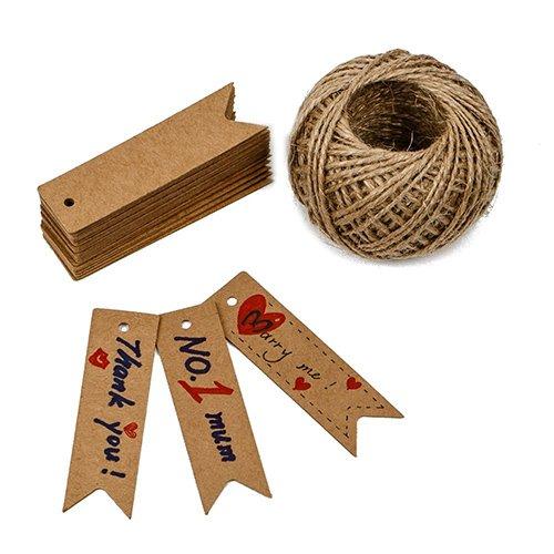 g2plus-lot-de-100-etiquettes-tags-en-papier-kraft-7-cm-x-2-cm-cadeau-pendentif-etiquettes-avec-ficel