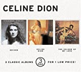 echange, troc Celine Dion - Unison/Celine Dion/The Colour of My Love