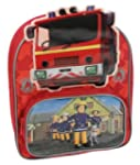 Fireman Sam Jupiter Hero Sac � dos Sa...