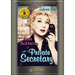 Private Secretary Volume 2 (5 Episodes)