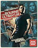 The Bourne Ultimatum /  La Vengeance Dans La Peau (Bilingual) (Steelbook Edition) [Blu-ray + DVD + Digital Copy +UltraViolet]