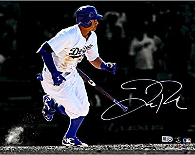 """Joc Pederson Los Angeles Dodgers Autographed 11"""" x 14"""" Spotlight Photograph - Fanatics Authentic Certified"""