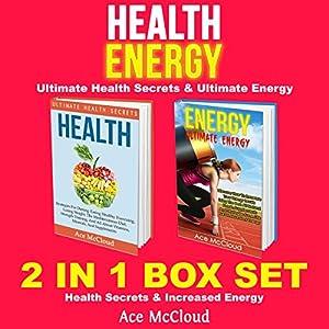 Health: Energy Audiobook