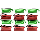 Gifts Online Set Of 12 Rkb Zipper Pouches - Just Zip It Up And Pencil Case