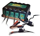 Battery Tender 022-0148-DL-WH 12V 4-Bank Battery Management System