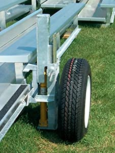 Bleacher Transport Kit Set 10 Rows by Athletic Connection