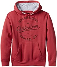 Quiksilver Rhino Chasy Sweat-shirt à capuche Garçon American Beauty FR : 14 ans (Taille Fabricant : L/14)