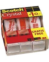Scotch Caddy Pack 3-1975C Ruban Crystal