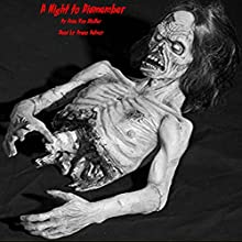 A Night to Dismember: 31 Horrifying Tales from the Dead, Book 7 Audiobook by Drac Von Stoller Narrated by Bruno Belmar