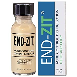 End-zit Acne Control Drying Lotion , 0.5 Ounce