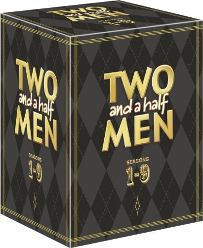 Two and a Half Men (Seasons 1-9) - 31-DVD Box Set ( 2 & a 1/2 Men - Seasons One to Nine ) ( Two and a Half Men - Seasons 1 - 9 ) [ NON-USA FORMAT, PAL, Reg.2 Import - United Kingdom ]