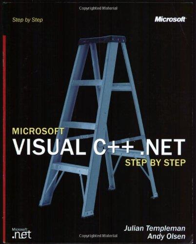 Microsoft  Visual C++  .NET Step by Step (Step by Step (Microsoft))