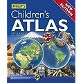 Philip's Children's Atlas: 13th Edition (World Atlas)
