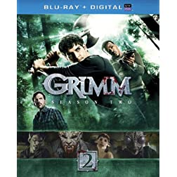 Grimm: Season Two [Blu-ray]