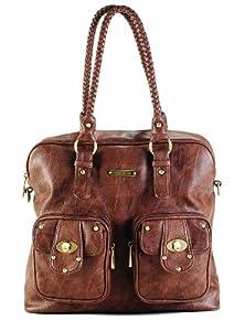 Timi & Leslie Rachel - Bolso cambiador, color marrón en BebeHogar.com