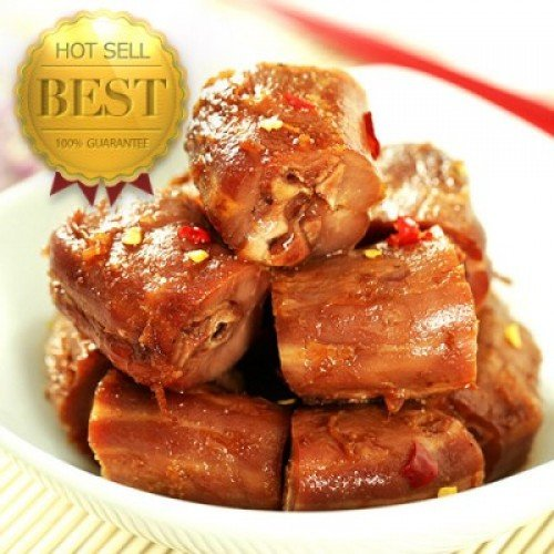 唐老鸭麻辣鸭脖 Spicy Duck Neck 0 8lbs(made in Usa) - Import