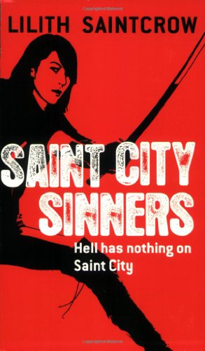 Image of Saint City Sinners (Dante Valentine, Book 4)