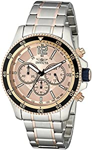 Invicta Men's 13977 Specialty Analog Display Japanese Quartz Two Tone Watch